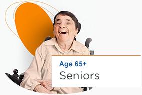 Age 65+ Seniors
