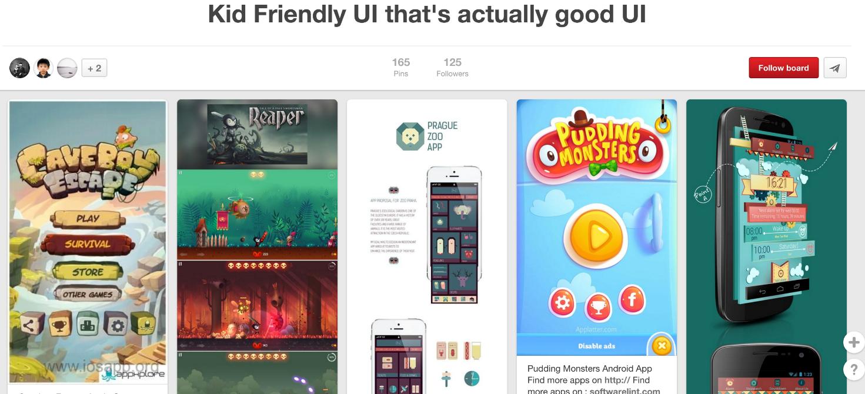 Kid-friendly-UI