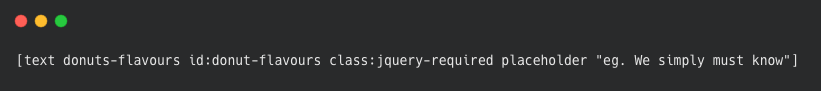 CF7 shortcode adding a class for jquery validation
